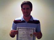 Adam M. Graduation