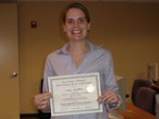 Amy M. Graduation