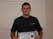 Bill G. Graduation