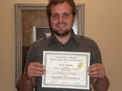 Calvin J. Graduation