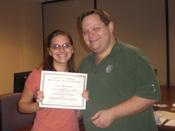 Cindy H. Graduation