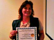 Diane C. Graduation