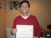 Fernando O. Graduation