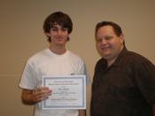 Ian B. Graduation