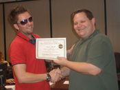 Jared S. Graduation