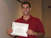 Josh B. Graduation