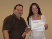 Juliana T. Graduation