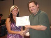 Lindsey T. Graduation