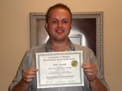 Luke C. Graduation