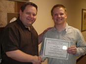 Mark S. Graduation