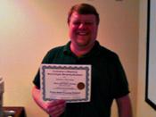 Matt H. Graduation