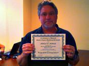 Mike M. Graduation
