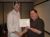 Phil M. Graduation