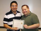 Ricardo R. Graduation