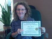 Sabine B. Graduation
