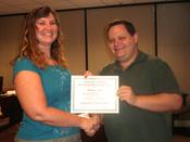 Shannon C. Graduation