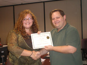 Tracy W. Graduation