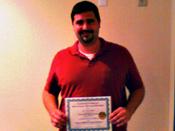Wes S. Graduation