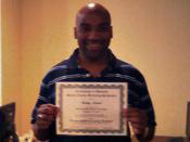 Wesley L. Graduation