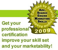 SEO Professional Certificate