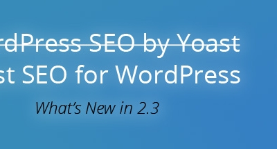 And Then They Called It Yoast SEO