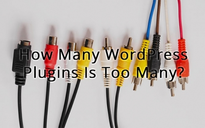 How Many WordPress Plugins Is Too Many?