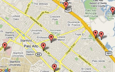 7 Steps to Getting Into Google Maps