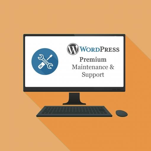 Premium WordPress Maintenance Package