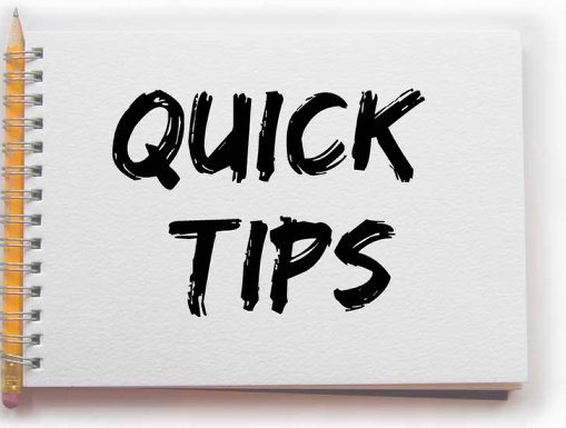 10 Quick SEO Tips