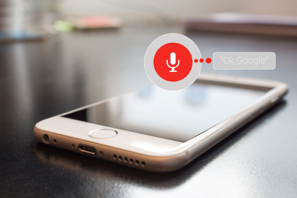 Voice Search is HUGE!