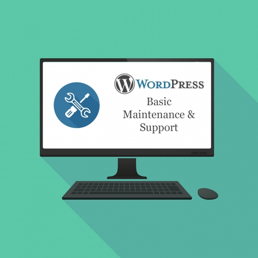 Basic WordPress Maintenance & Support